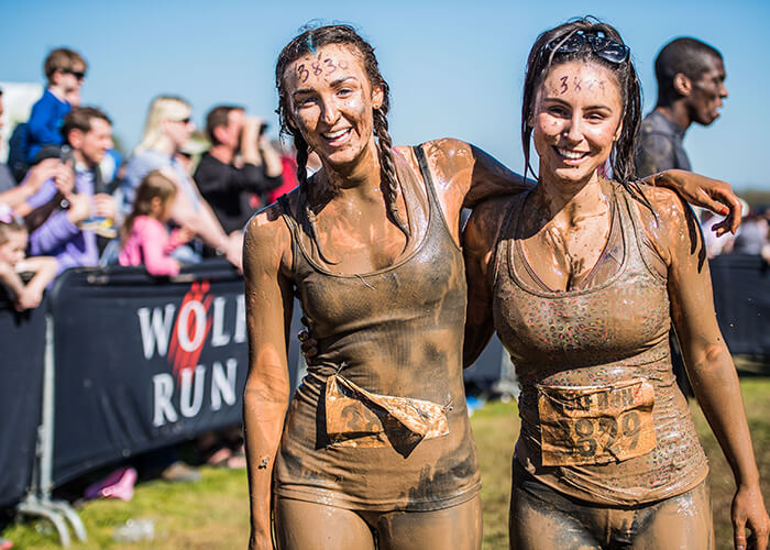 Muddy Girls