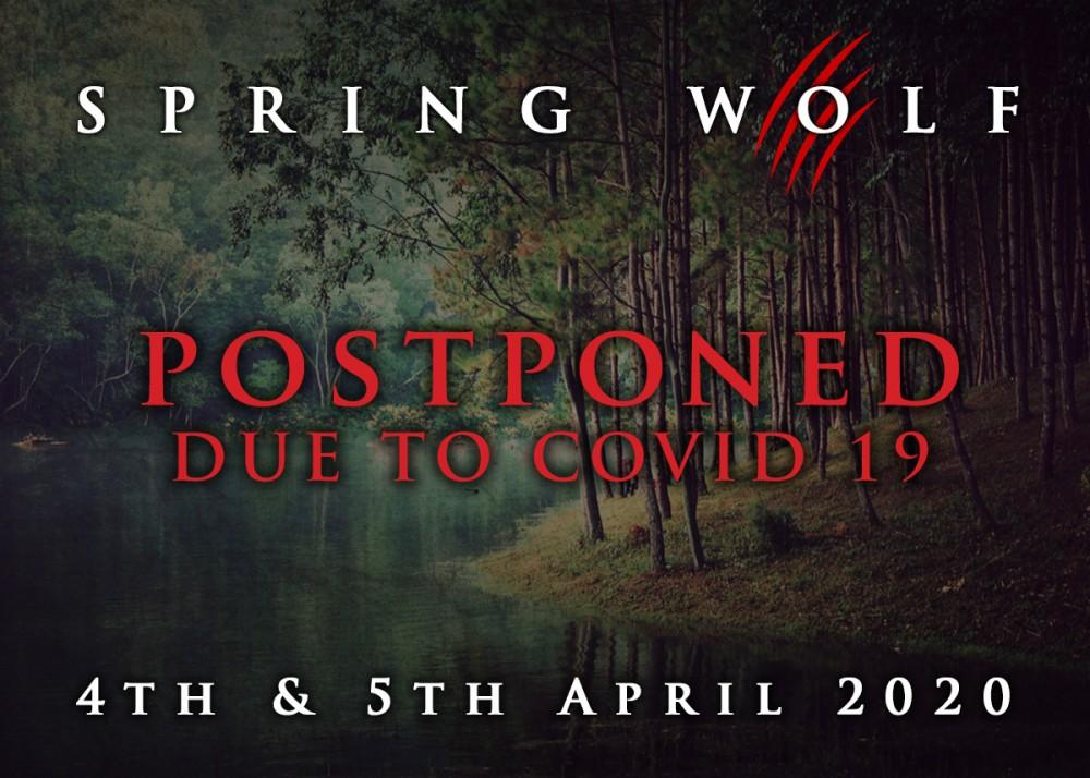 Spring Wolf Postponed
