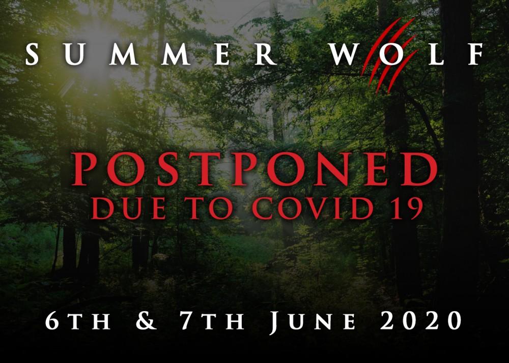 Summer Wolf Postponed