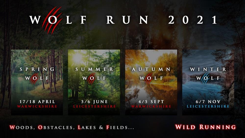 2021 Event Dates