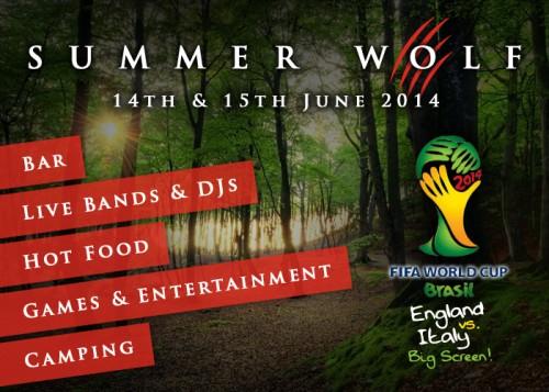 Summer Wolf June 2014