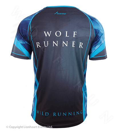 Wolf Run November 2013 Finisher Shirt