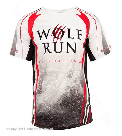 The Wolf Run Entry