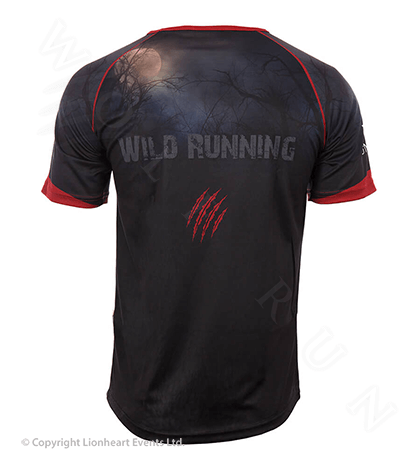 Wolf Run June 2014 Finisher Shirt