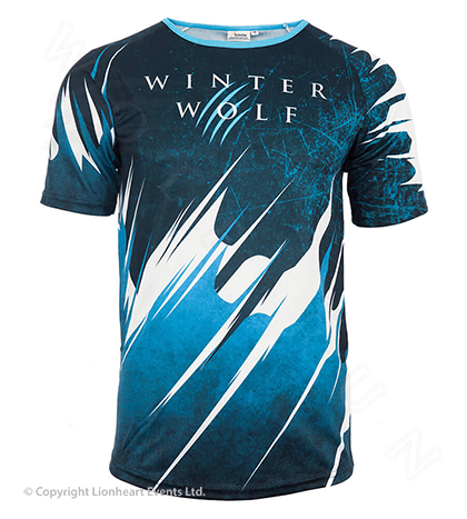 Wolf Run November 2014 Finisher Shirt