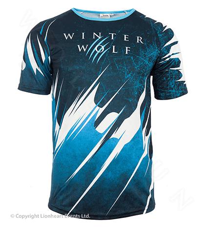 Wolf Run November 2014 Finisher Shirt
