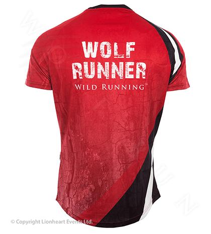Wolf Run June 2015 Finisher Shirt