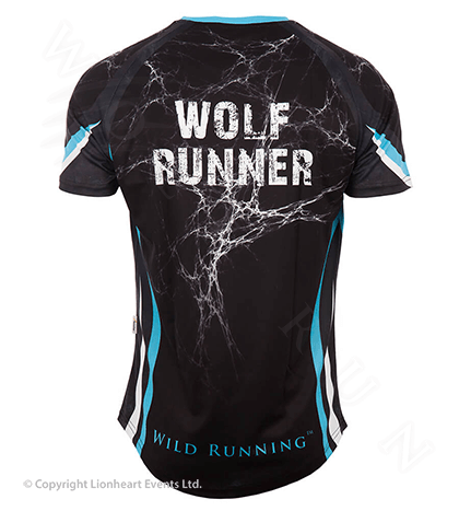 Wolf Run November 2015 Finisher Shirt