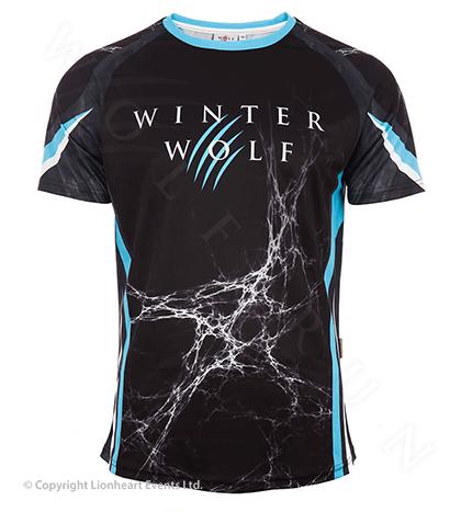 Wolf Run November 2015 Finisher Shirt