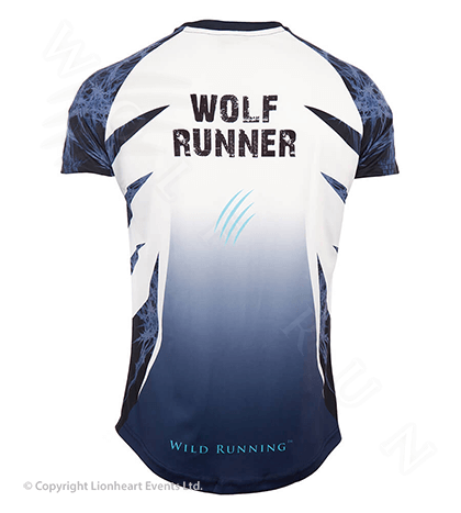 Wolf Run November 2016 Finisher Shirt