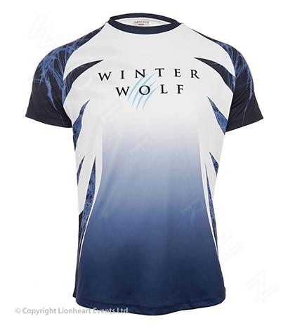 Wolf Run November 2016 Finisher Shirt