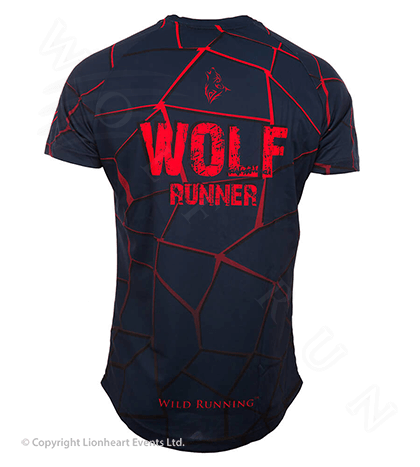 Wolf Run June 2017 Finisher Shirt