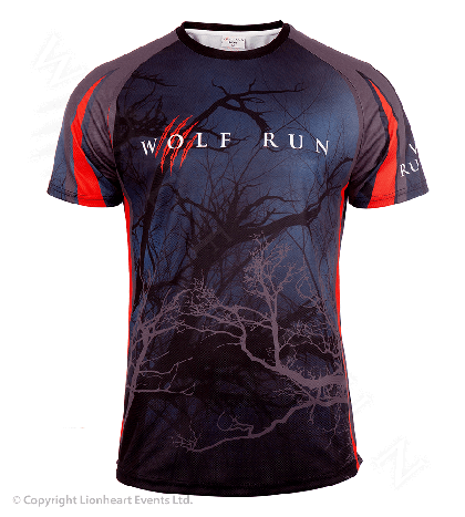 Wolf Run 2019 Bonus Shirt - Available in the shop now