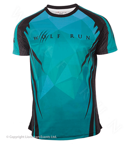 Wolf Run April 2018 Finisher Shirt