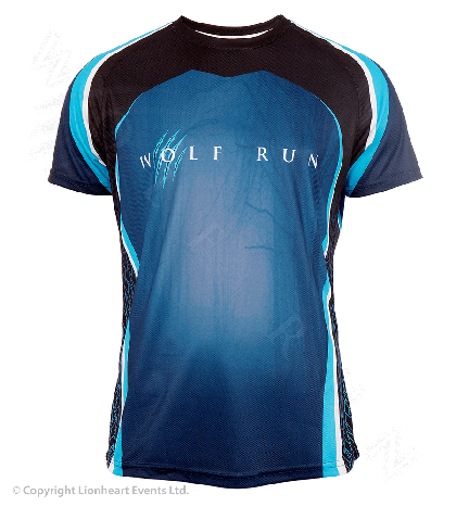 Wolf Run November 2018 Finisher Shirt