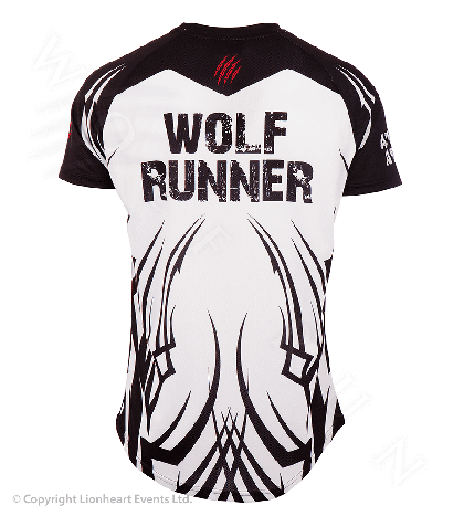 Wolf Run September 2018 Finisher Shirt