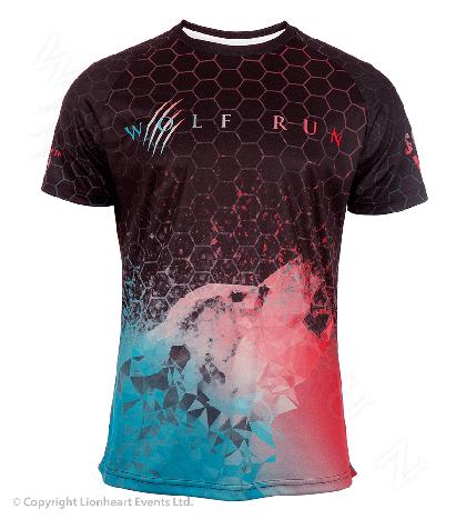 Wolf Run April 2019 Finisher Shirt