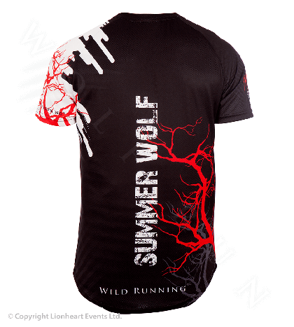 Wolf Run June 2019 Finisher Shirt