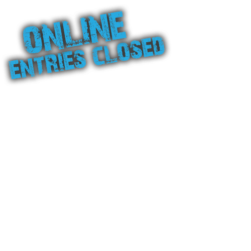 Online Entries Closed