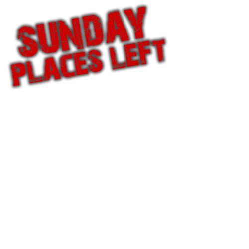 Sunday Places Left