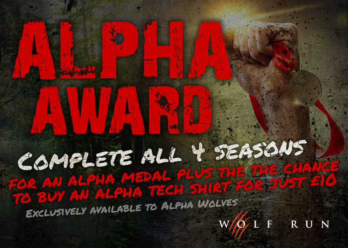 Go for Alpha Wolf!